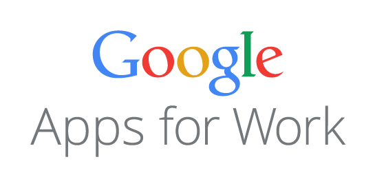 stacked google apps for work