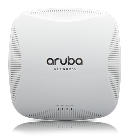 aruba network wireless